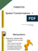 L2 - Spatial Transformations 1 V1