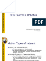 L10 - Robotic Path Control Techniques V1