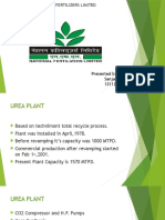 Urea Plant National Fertilizers Limited