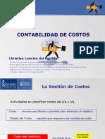 Contabilidad de Costos 2009