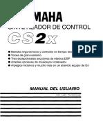 Manual CS2XS