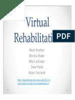 P2 Virtual Rehab