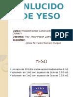 ENLUCIDO DE YESO.pptx