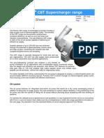 Rotrex Technical Datasheet C8T Range