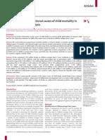 Lancet Child Mortality
