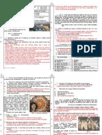Exame Mód.5 HCA Critérios