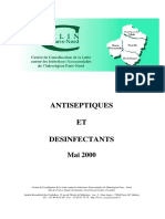 Guide Desinfectant