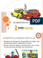 Acidentes No Trânsito