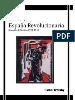 La Revolucic3b3n Espac3b1ola Leon Trotsky