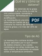 Mantequilla Biouimica Alimentos