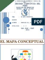 El Mapa Conceptual.
