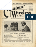 Amateur Wireless 20th Jan 1923.o