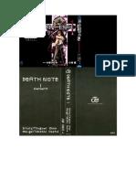 Death Note Tomo 1 - Absorbiendo Libros