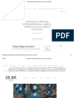 Ayahuasca Medicina Interdimensional