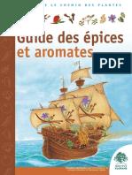 Guide Des Epices Et Aromates