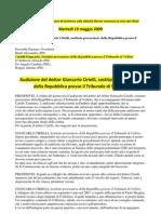 Audizione+Del+Dottor+Giancarlo+Cirielli%2C+Sostituto+Procuratore+Della+Repubblica+Presso+Il+Tribunale+Di+Velletri