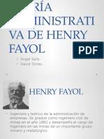 Administracion Clasica Fayol