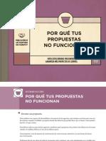 Propuestas de Exito. PDF