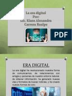 La Educación en la era digital