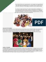 Danzas de Arequipa