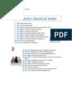 Trucos y Atajos Del Word