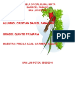 Simbolos Patrios de Guatemala Con Su Imagen