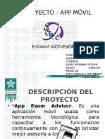 DIAPOSITIVAS EXAM ADVISOR.pptx