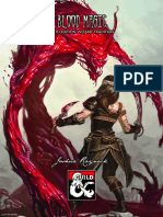 DnD 5e Blood Magic