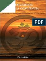 Reflexiones Para La Conciencia - Pía Andújar
