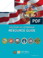 Military and Veterans Resource Guide - San Diego County - March 2016