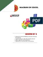 Sesion 04 - Macros Excel 2016