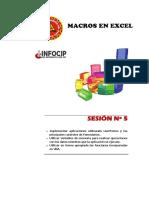 Sesion 05 - Macros Excel 2016