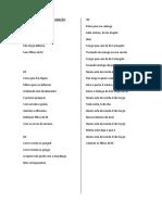PONTOS DE DEFUMAÇÃO. Pinto piou na calunga. Galo cantou, lá em Angola. Defuma, defuma. Defuma, defuma, defuma. (bis) Congo que vem lá de Carangola.pdf