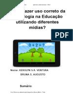 tecnologia na educação utilizando diferentes mídias.docx