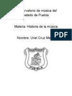 Conservatorio de Música Del Estado de Puebla