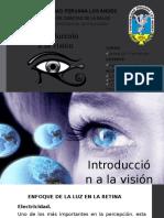 Introducción ala visión