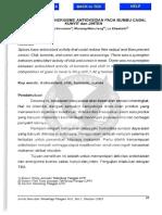 Jitp-01!01!2003-Aktivitas Dan Sinergisme Antioksidan