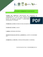 Atlas de Riesgo Proyecto Cangrejera (SAST)