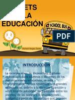 Tablets en La Educación