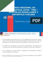 Fondo Regional Inversion Local