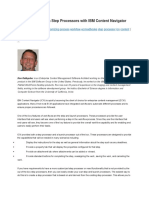 Developing Custom Step Processors With IBM Content Navigator