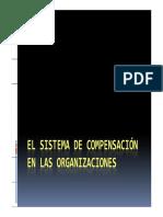 EL SISTEMA DE COMPENSACIÓN EN LAS ORGANIZACIONES 5