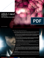ASIA Next, Volume One - First Generation Discoverists