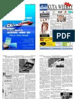 "Kuta Weekly-Edition 184 ""Bali""s Premier Weekly Newspaper"""