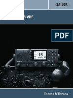 6248 User Manual Sailor Vhf d