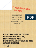 RESEARCH Khaidhir