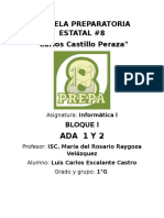 ADA1 y ADA2