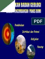 1-1 Badan Geologi