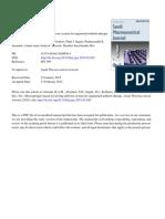 Saudi Pharmaceutical Journal Volume issue 2015 [doi 10.1016_j.jsps.2015.02.020] Osmani, Riyaz Ali M.; Aloorkar, Nagesh H.; Ingale, Dipti J.; Kul -- Microsponges based novel drug delivery system for .pdf