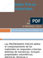 Propiedades Físicas de Los Materiales Grupo 2